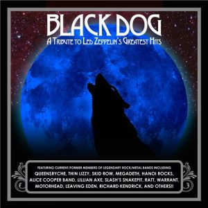 Black Dog - A Tribute To Led Zeppelin's Greatest Hits (2CD, 2015)