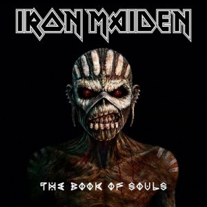 Irоn Маiden - The Book of Souls (Deluxe Edition, 2CD) (2015)