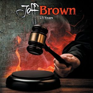 Jeff Brown - 23 Years (2015)