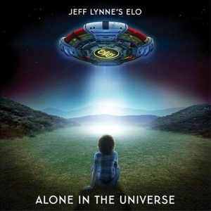 Jeff Lynne's ELO - Alone In The Universe (2016)