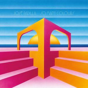 José Padilla - So Many Colours (2015)