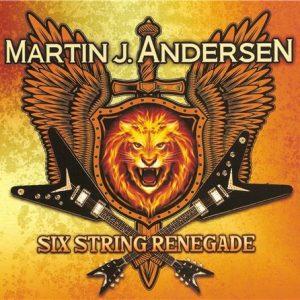 Martin J. Andersen - Six String Renegade (2015)