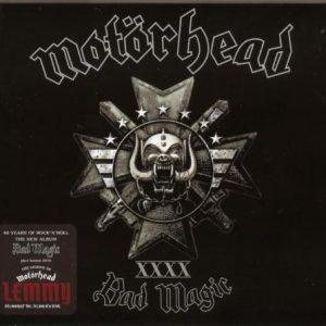 Motörhead – Bad Magic (CD+DVD) (2016)