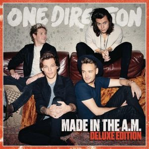 One Direction - Made In The A.M. (2015)
