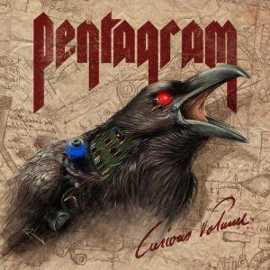 Pentagram - Curious Volume (2015)