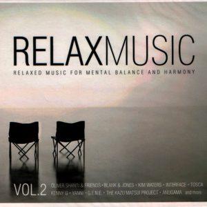 Сборник - Relax Music Vol. 2 (2CD, Digipak)
