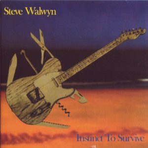 Steve Walwyn - Instinct To Survive (2015)