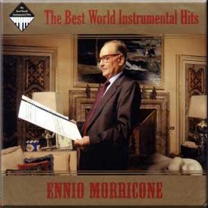 The Best World Instrumental Hits — Ennio Morricone (2CD, Digipak)