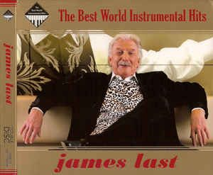 The Best World Instrumental Hits - James Last  (2CD, Digipak)