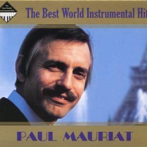 The Best World Instrumental Hits - Paul Mauriat (2CD, Digipak)