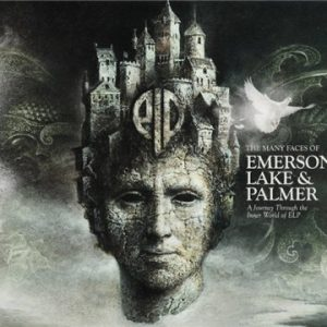 VA - The Many Faces Of Emerson Lake & Palmer - A Journey Through The Inner World Of ELP (2CD, 2015)