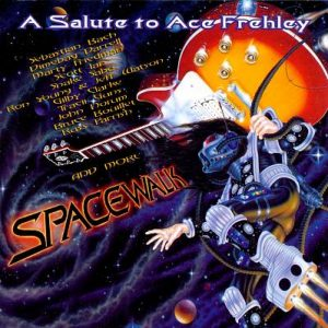Various Artists - Spacewalk - A Salute to Ace Frehley tribute (2015)
