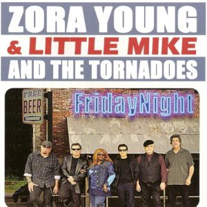 Zora Young - Friday Night (2015)