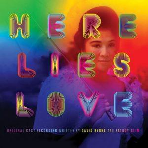 David Byrne & Fatboy Slim - Here Lies Love (Original Cast Recording) (2CD, 2014)