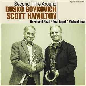 Dusko Goykovich, Scott Hamilton – Second Time Around (2015)