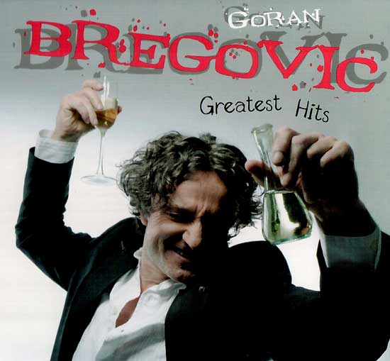 Goran Bregovic — Greatest Hits (2CD, Digipak)