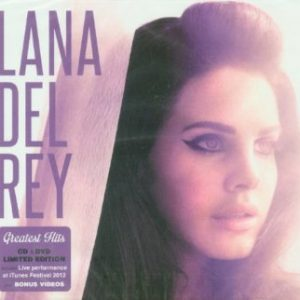 Lana Del Rey ‎– Greatest Hits (CD+DVD, Digipak)