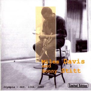 Miles Davis And Sonny Stitt - Olympia (2CD, 1960)