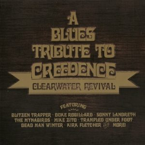 Сборник - A Blues Tribute to Creedence Clearwater Revival (2014)