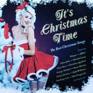 Сборник - It's Christmas Time - The Best Christmas Songs (2CD, Digipak)