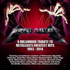 Сборник - Puppet Masters - A Millennium Tribute To Metallica's Greatest Hits 1983-2014 (2CD, 2014)