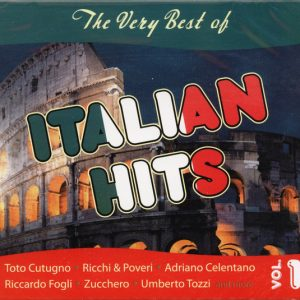 Сборник - The Very Best Of Italian Hits Vol.1(2CD, Digipak)
