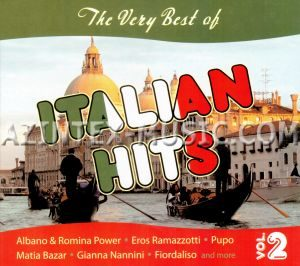 Сборник - The Very Best Of Italian Hits Vol.2 (2CD, Digipak)