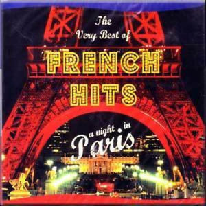 Сборник - The Very Best of French Hits (2CD, Digipak)