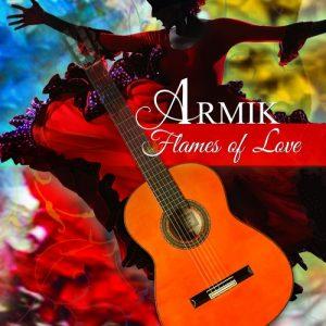 Armik - Flames of Love (2013)