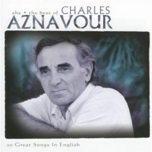 Charles Aznavour - She - The Best Of (1996)