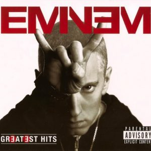 Eminem ‎– Greatest Hits (2CD, Digipak)