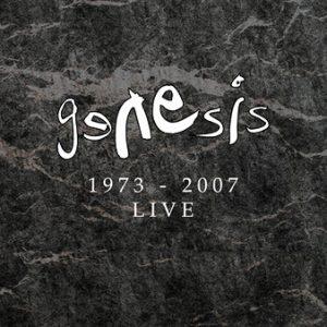 Genesis - Live 1973-2007 (Box Set, 11 CD+DVD)