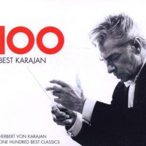 Karajan Von Herbert  - 100 Best Karajan (6 CD)