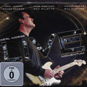 Neal Morse - Live Momentum(2 Dvd + 3 Cd)