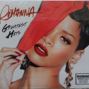 Rihanna ‎– Greatest Hits (2CD, Digipak)