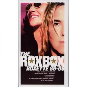 Roxette - The Roxbox 1981-2006 (4 cd + DVD)