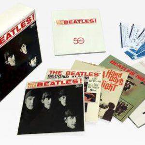 The Beatles - The Japan Box (5 CD)