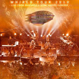 Transatlantic - Whirld Tour 2010 (2 Dvd Mediabook + 3 Cd Mediabook)