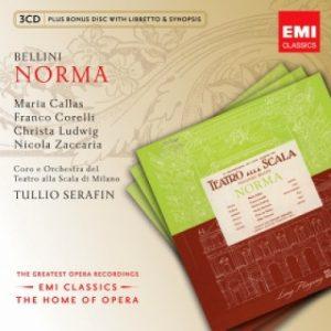 Tullio Serafin - BelliniNorma (4 CD)