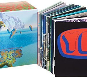 Yes - The Studio Albums 1969 - 1987 (13 CD)