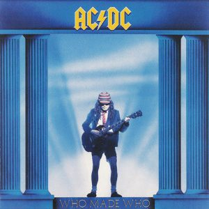 AC DC ‎– Who Made Who (2003)