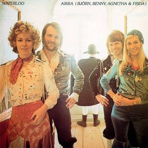 Abba ‎– Waterloo (LP) (2011)