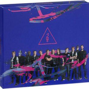 Би-2 – #16 Плюс (2CD, 2014) (Box Set)