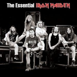 Iron Maiden – The Essential Iron Maiden (2CD, 2005)