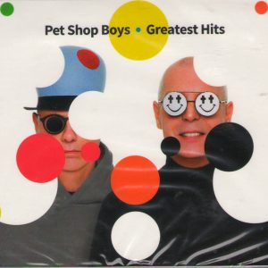 Pet Shop Boys ‎– Greatest Hits (2CD, Digipak)