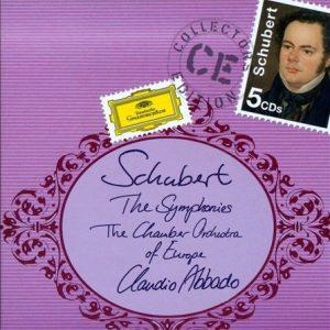 Schubert - Symphonies - Claudio Abbado (Collectors Edition, 2010) (Box Set, 5CD)