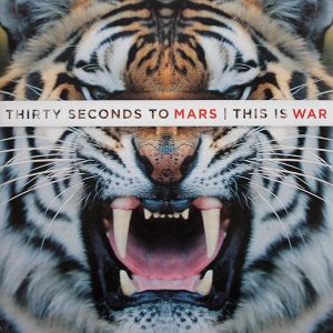 Thirty Seconds To Mars ‎– This Is War (2LP, 2009)