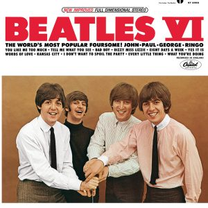 The Beatles ‎– Beatles VI (2014)