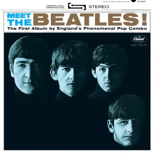 The Beatles ‎– Meet The Beatles! (2014)
