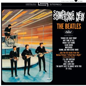 The Beatles ‎– Something New (2014)